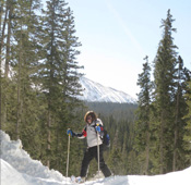 Learn to Snowshoe in Taos New Mexico!