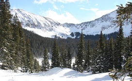 Williams Lake Snowshoe Tour